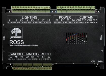 پنل مرکزی سیستم هوشمند Ross
